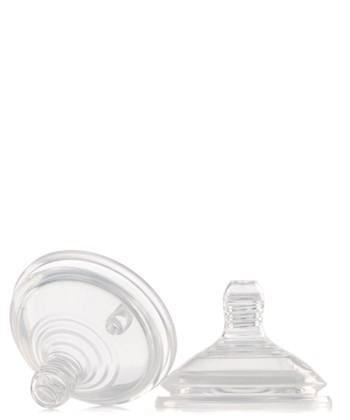 cumeľ na širokohrdlé fľašky silikónový