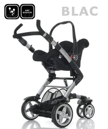 ABC Design 3 TEC modrý