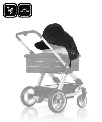 slnečná clona na kočík ABC Design