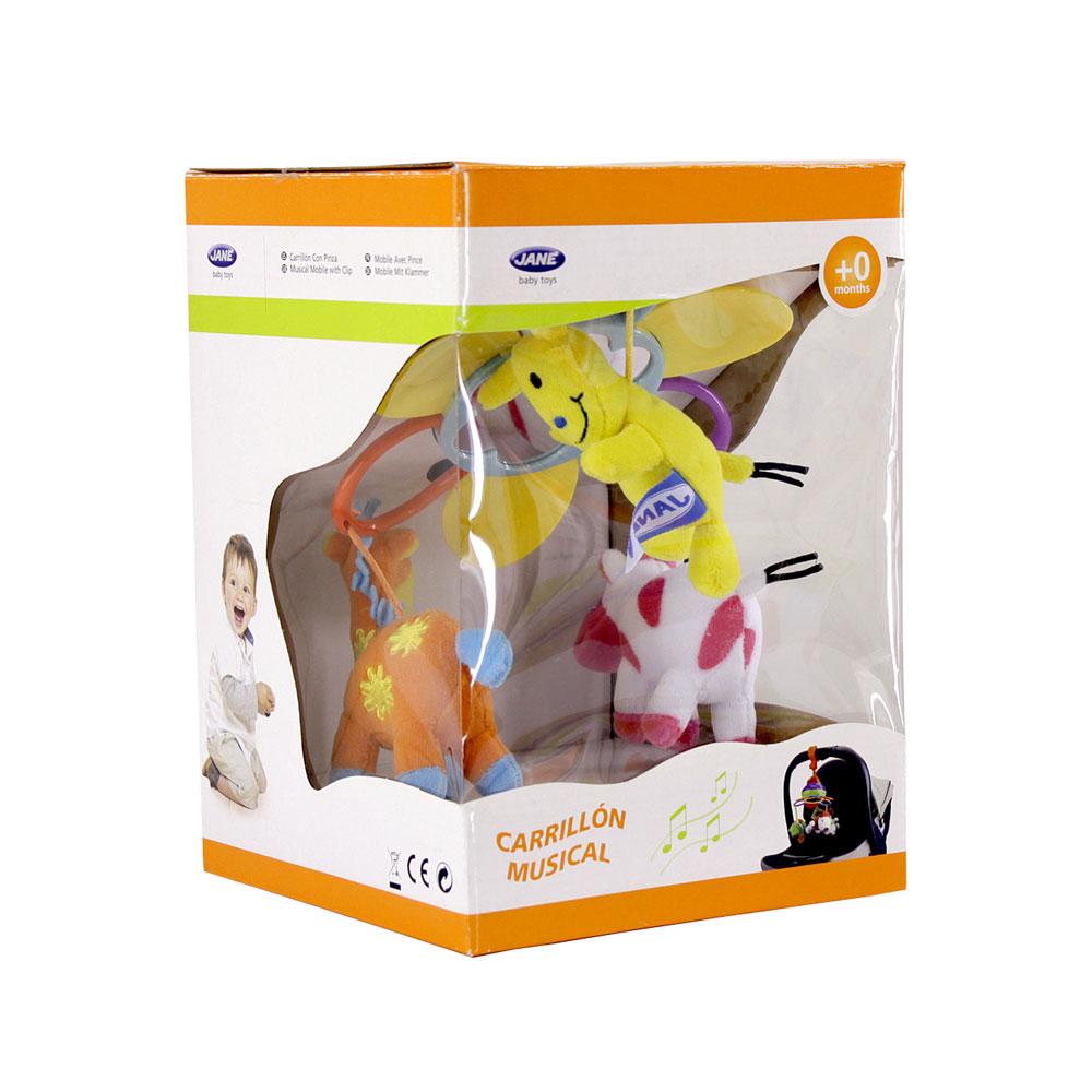 Hračky pre deti hračky na kočík