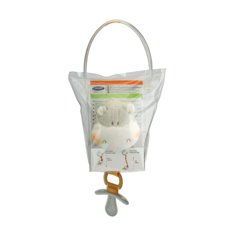 Dojčenská výbava schránky na cumlík