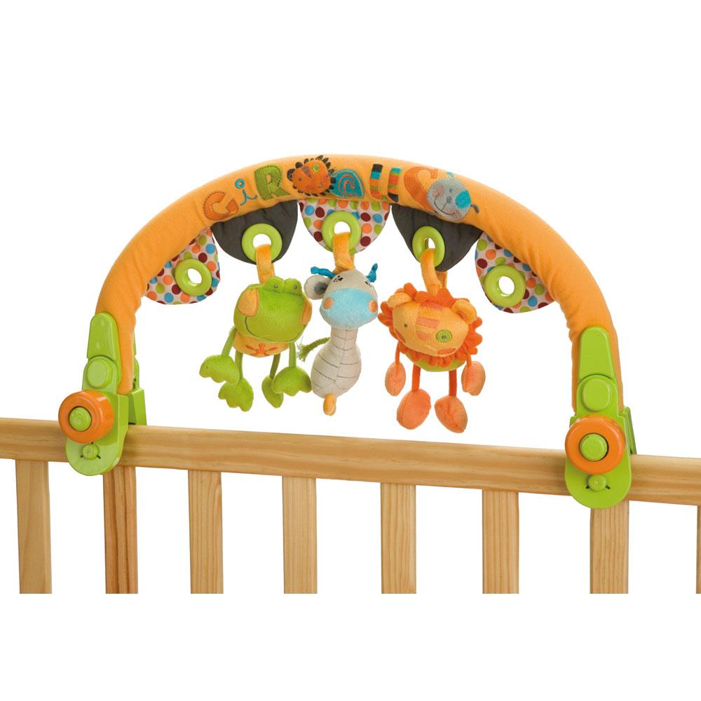 oblúk s hračkami  JANE
