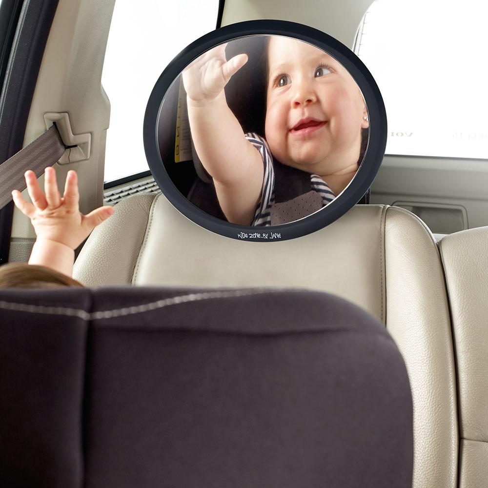 bezpečnostné zrkadlo do auta