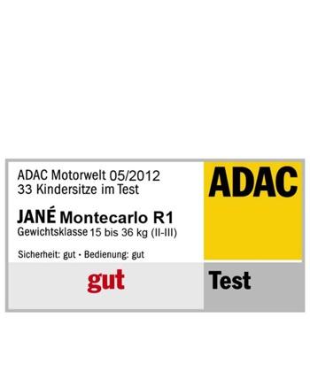 autosedačka Montecarlo  Plus  JANE