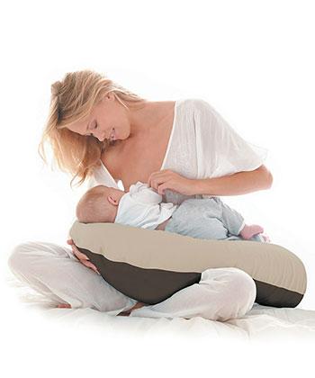 Bezpečnosť detí vankúše pre dieťa a matku