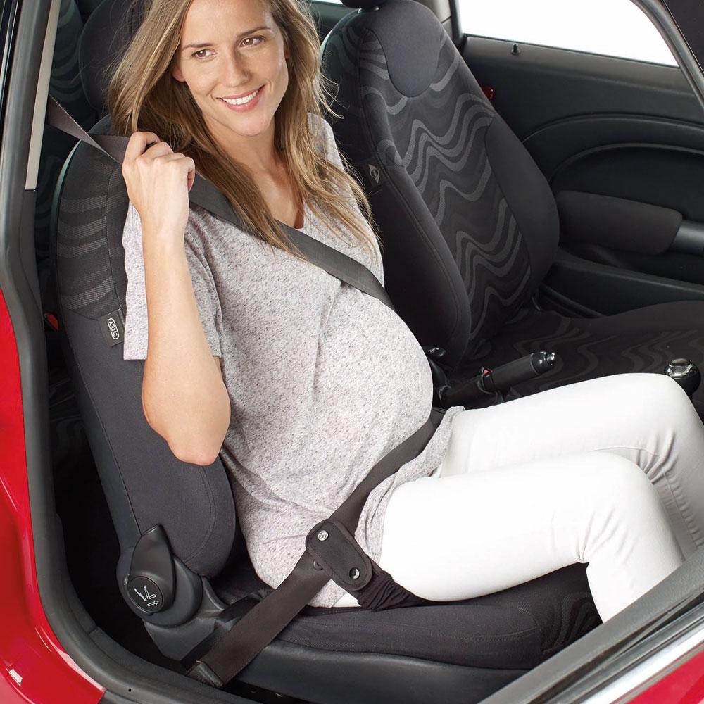 bezpečnostný pás do auta pre tehotné