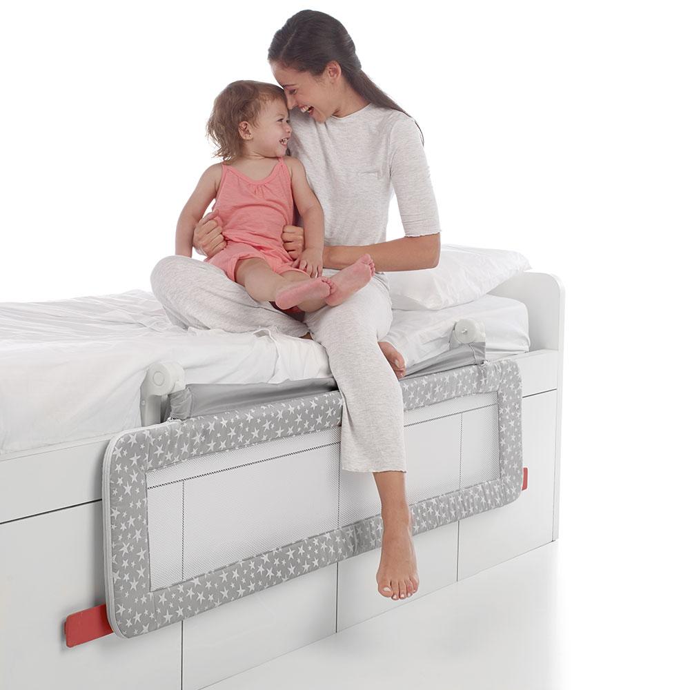 Bezpečnosť detí zábrany na postele