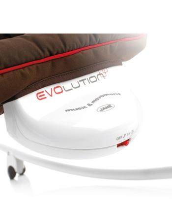lehátko Evolution s vibráciami