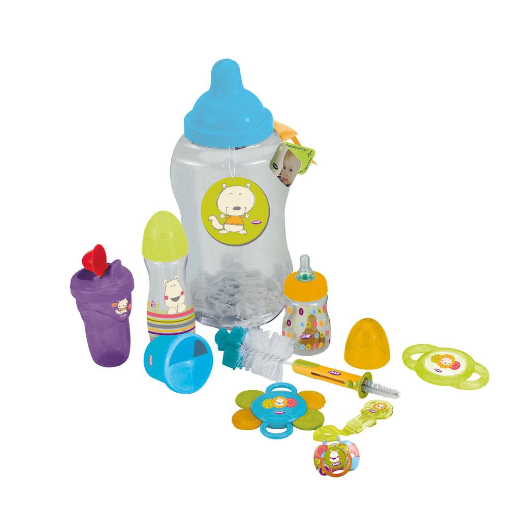 Dojčenská výbava fľašky a poháriky